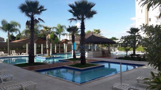 Apartamento de 142m2 com 3 suites no grand splendor, jardim das indústrias, são josé dos c - Foto 17