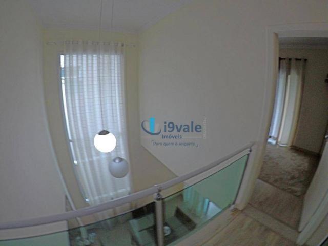 Linda casa à venda condomínio crystal park, área lazer privativa, vista para reserva ambie - Foto 4