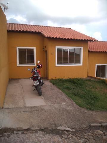 Vendo excelentes casas geminadas no satélite - Foto 10