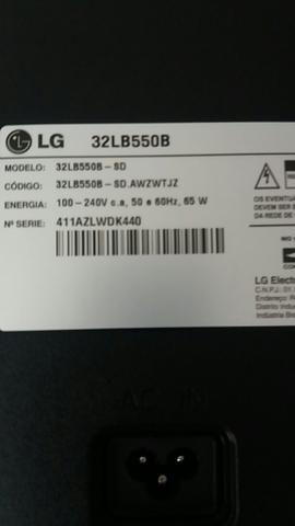 TV LG Led 32LB550B 32 Polegadas