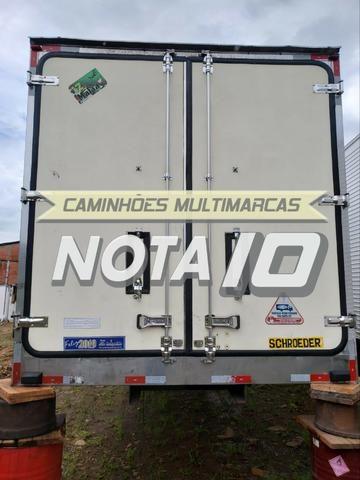 Baú Frigorífico Gancheiro Revisado 16 Paletes Para Caminhão Truck ou Bitruck - Foto 3
