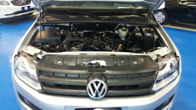Volkswagen Amarok CD 2.0 SE 4x4 2016 Diesel, Prata - Foto 18