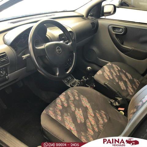 Chevrolet Corsa Sedan 1.0 MPFI8V 71CV 4P flex - Foto 6