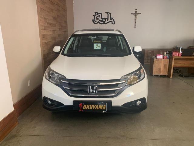 Honda cr-v exl 4wd 4 portas automática unico dono baixo km - Foto 2