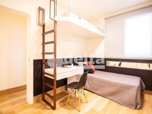 Casa de condomínio à venda com 3 dormitórios em Jardim karaíba, Uberlândia cod:13493 - Foto 13