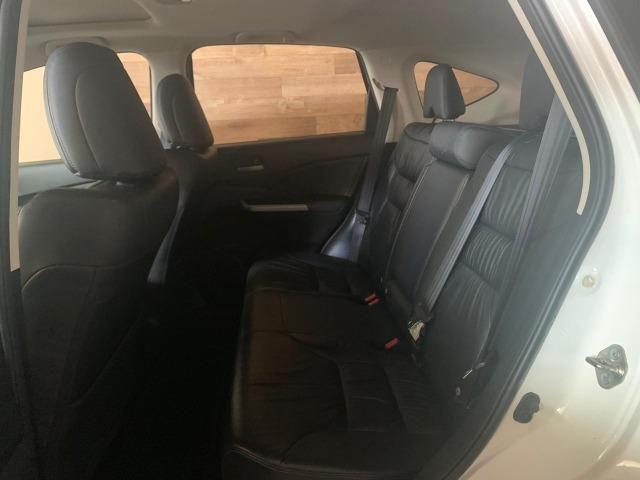 Honda cr-v exl 4wd 4 portas automática unico dono baixo km - Foto 10