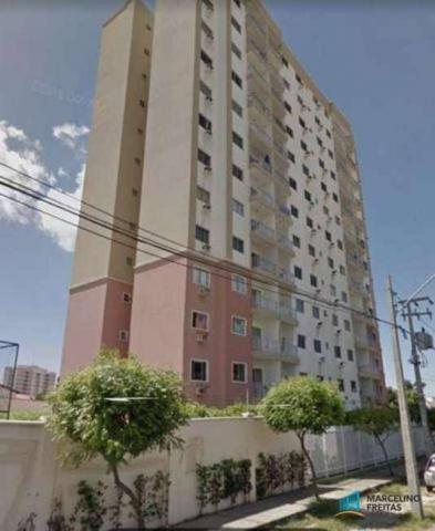 Apartamento com 2 dormitórios à venda, 54 m² por r$ 290.000,00 - jacarecanga - fortaleza/c