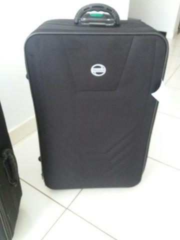 Perfeitas para viagens e bordo malas de viagem