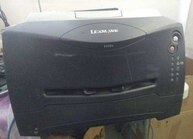 Impressora Lexmark E332n - Foto 3