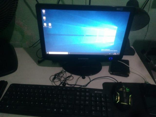 Notebook R415 AMD Vision com monitor - Foto 3