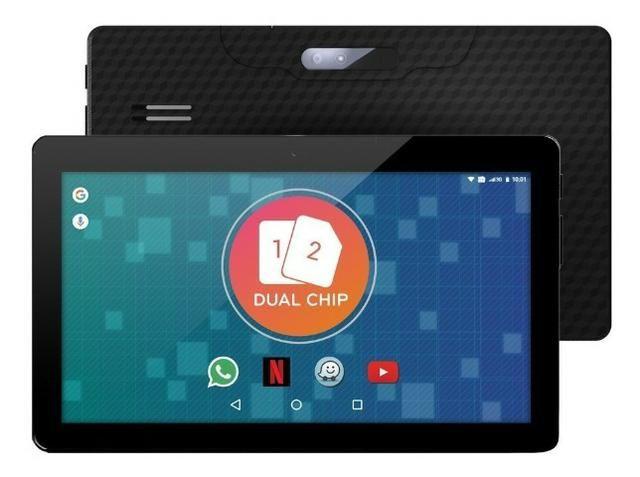 "Tablet Phone Octacore tela 10.1"" 4GB Ram 128GB Rom Alto desemopenho - Foto 2"