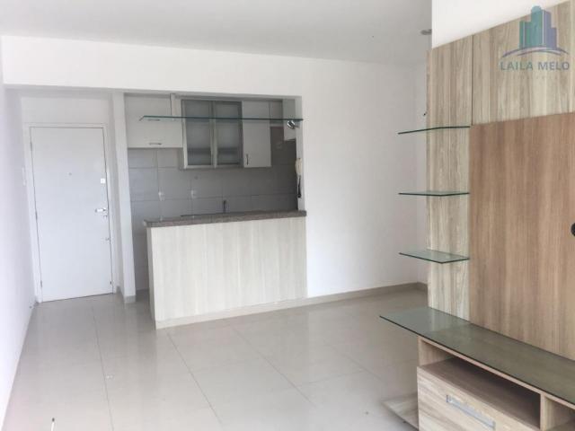 Apartamento villa bella mobiliado com 02 suítes; engenheiro luciano cavalcante, fortaleza - Foto 3