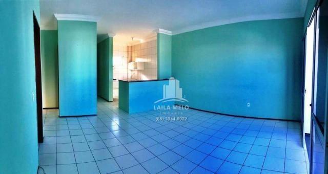 Apartamento com 3 dormitórios à venda, 77 m² por r$ 258.000,00 - benfica - fortaleza/ce - Foto 4