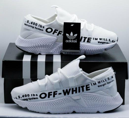 Adidas off whith top - Foto 2