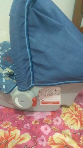 Bebê conforto semi novo - Foto 3