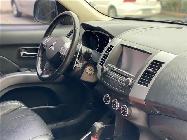 Mitsubishi Outlander 2.0 16v gasolina 4p automático - Foto 7