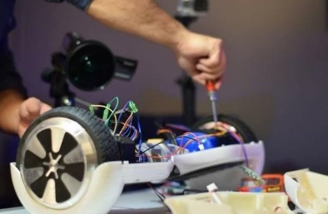 Assistência técnica especializada : hoverboard - placa mãe , patinete elétrico - Drone