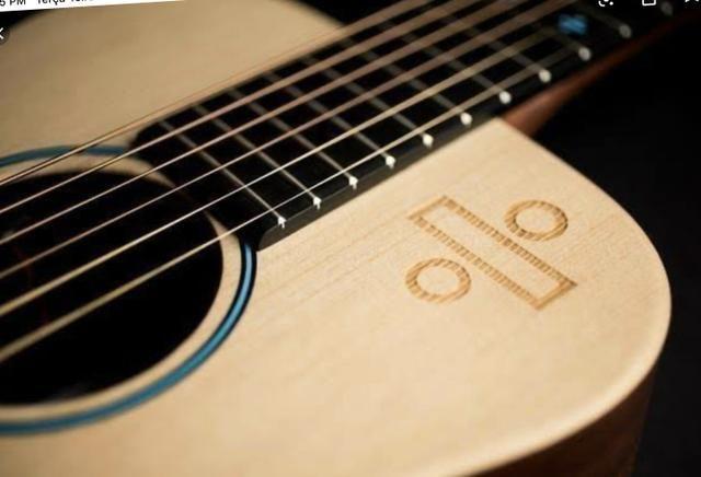 Violão Martin LX Ed Sheeran - Foto 3