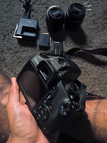 Canon T5 - Foto 2