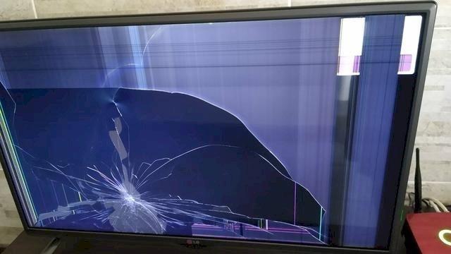 Smart tv para Retirada de Peças - Lote com 9 Unidades