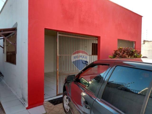 Casa com 2 dormitórios à venda, 84 m² por r$ 160.000,00 - zona norte - são gonçalo do amar - Foto 4