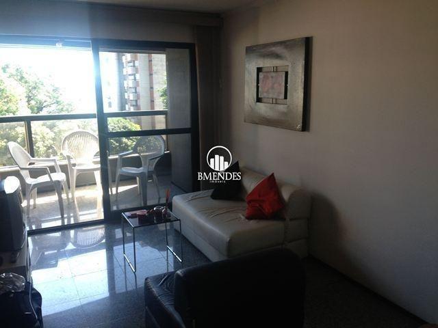 Apartamento à venda com 1 dormitórios em Meireles, Fortaleza cod:AP00011 - Foto 2