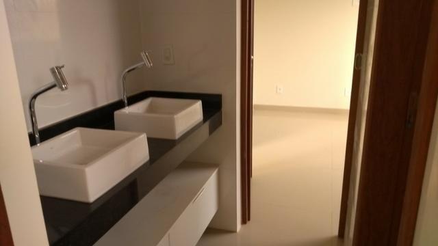 Samuel Pereira oferece: Casa Alto da Boa Vista Nova Moderna Escriturado 3 Suites Armários - Foto 18