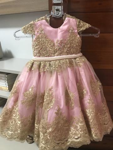 Vestido infantil 1 ano - Foto 3