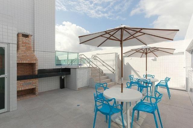 (L)Apartamento 2 Quartos 1 Suíte 1 vaga 52,65m² lazer próximo da praia Em Piedade - Foto 10