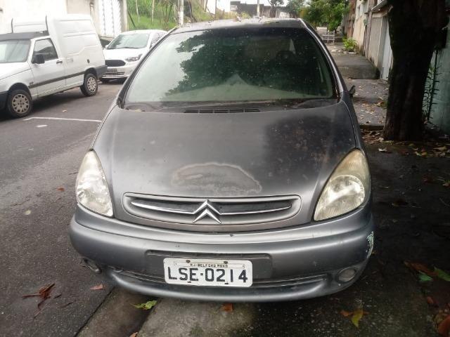 Peças de picasso Carro todo R$ 1,300 motor,para brisa,caixa de macha,painel digital,ETC