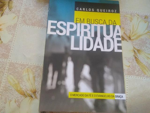 Livro Espiritualidade - Carlos Queiroz