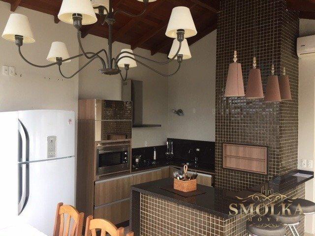 Apartamento à venda com 3 dormitórios em Jurerê, Florianópolis cod:9635 - Foto 2