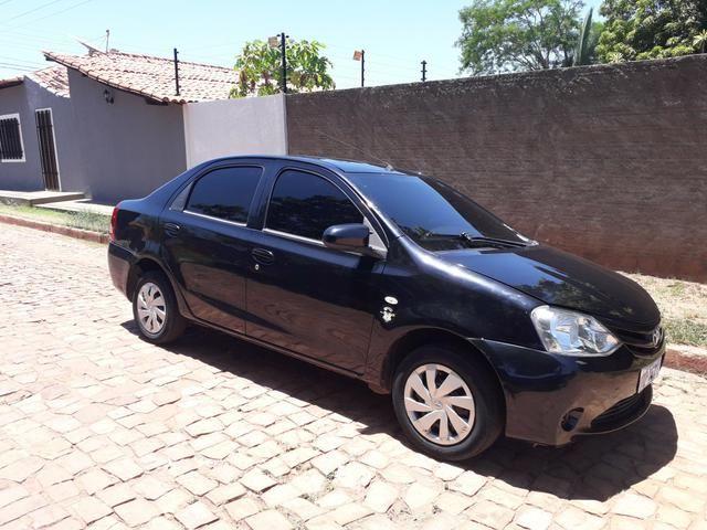 Etios Sedan somente venda