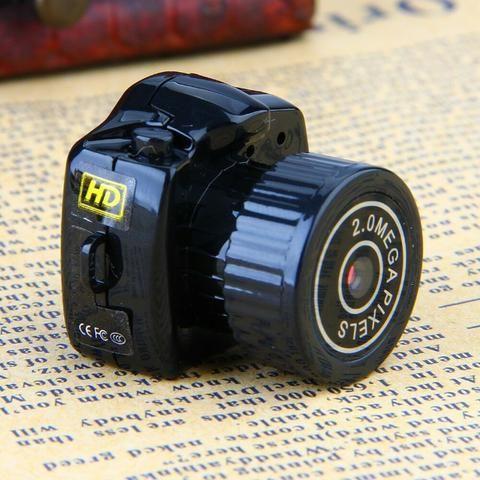 Mini camera espia - Foto 5