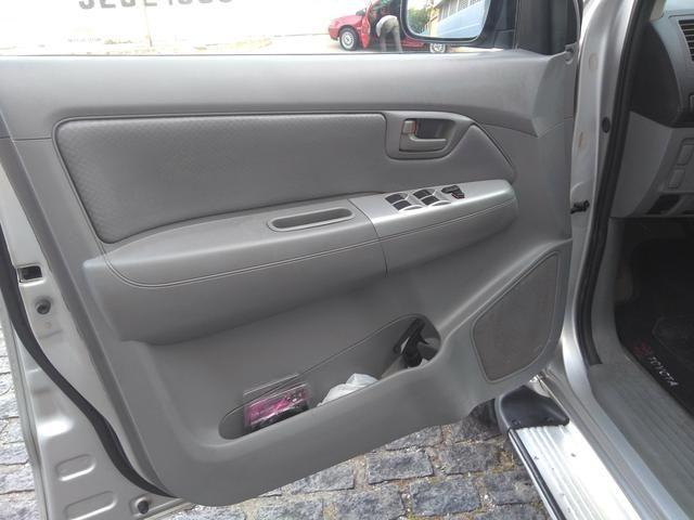 Hilux SRV 3.0 Turbo Diesel 2008 Extra! - Foto 11