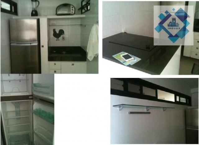 Apartamento com 1 dormitório à venda, 44 m² por R$ 270.000,00 - Mucuripe - Fortaleza/CE - Foto 8