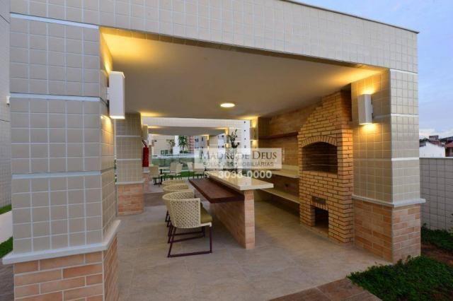 Apartamento com 2 dormitórios à venda, 74 m² por r$ 699.300 - guararapes - fortaleza/ce - Foto 17