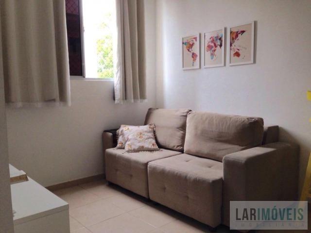 Apartamento 02 quartos em Colina de Laranjeiras - Armários em todos os ambientes! - Foto 6