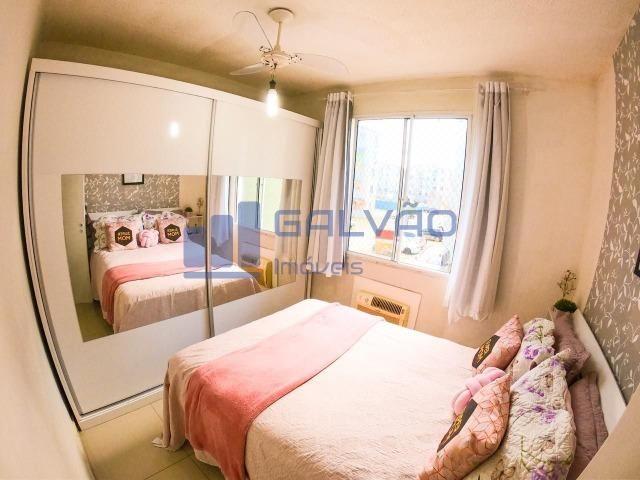 MR- Apartamento 3Q no Vila Itacaré no Rossi na Praia da Baleia - Foto 10