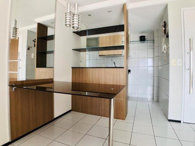 Apartamento no Bairro Damas com 67m, 3 quartos e todo projetado - Foto 8