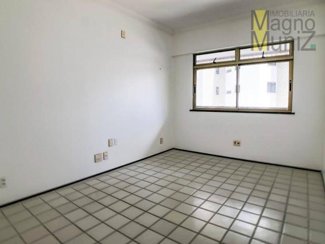 Apartamento com 4 suítes para alugar, 300 m² por r$ 2.500/ano - meireles - fortaleza/ce - Foto 16