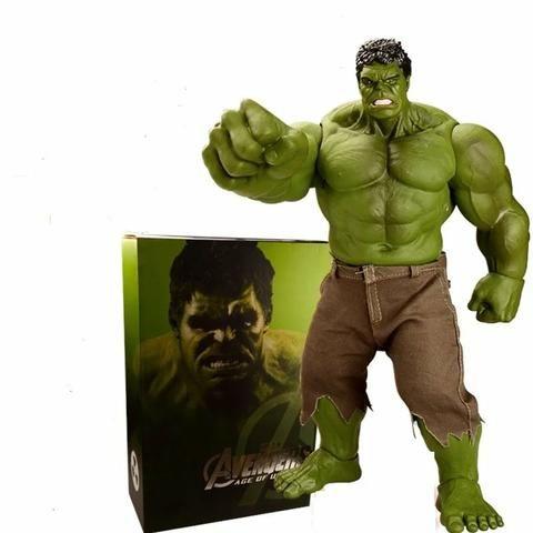 Hulk boneco Marvel