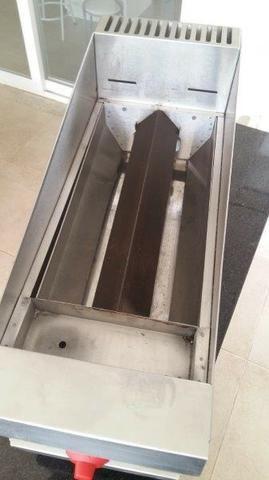 Broiler Croydon a Gás - 25 cm - Usado apenas 3 vezes - Foto 3