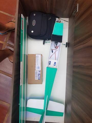 Aeromodelo eletrico - Foto 3