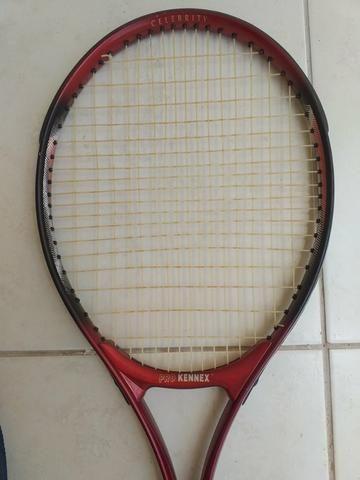 Combo 2 Raquetes de Tênis - Pro Kennex e Pro Staff 97 Wilson - Foto 2