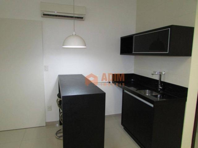 Sala para alugar, 81 m² por R$ 2.800,00/mês - Centro - Balneário Camboriú/SC - Foto 9