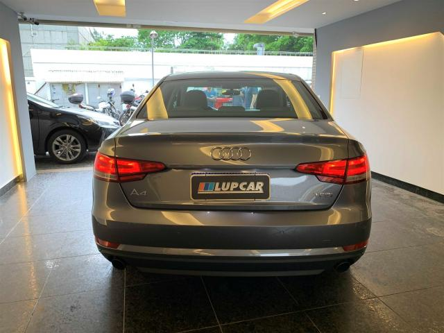 AUDI A4 2018/2018 2.0 TFSI ATTRACTION GASOLINA 4P S TRONIC - Foto 4