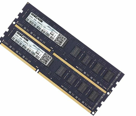 Memória DDR3 2Gb Zerada