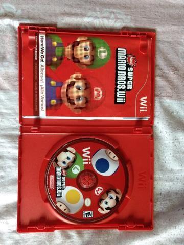 Jogo do New super Mário Bros - Foto 3