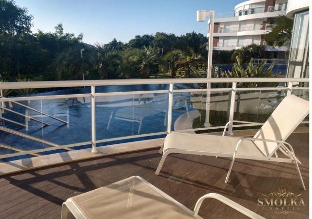 Apartamento à venda com 4 dormitórios em Cachoeira do bom jesus, Florianópolis cod:9215 - Foto 7